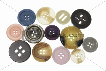 Assortment of Buttons