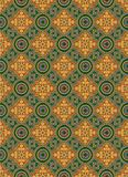 Islamic vector seamless background