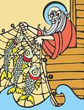 Noah Fishing