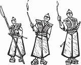 Three Samurai