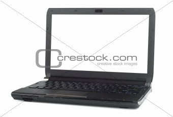Ultramodern Black Laptop
