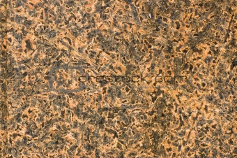 Old marble surface.