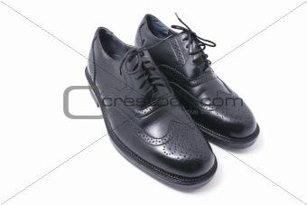 Pair of Men's Shoes