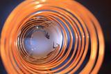 Globe In Wire