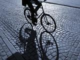 Afternoon biking