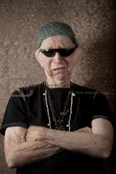 Aging Tough Guy