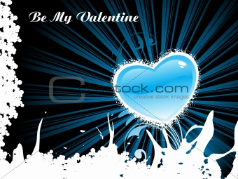 hearts shape background for valentine
