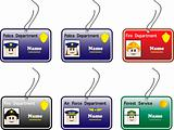 Police ID Card