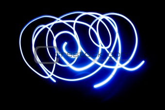Abtract Light Background
