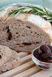 Olive and Rosemary Bread
