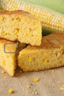 Fresh Baked Corn Bread