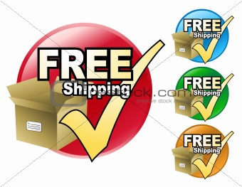 Free Shipping Circle