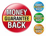 Money Back Guarantee Icon Set