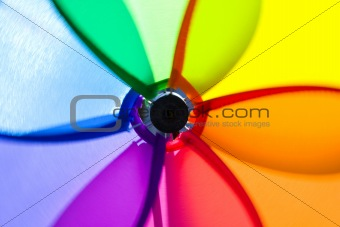 Abstract Color Background