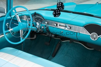 Classic 1956 Convertible