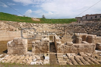 Ancient Theater of Larissa
