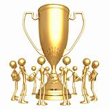 Teamwork Trophy
