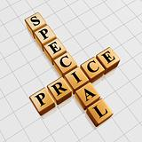 golden special price like crossword