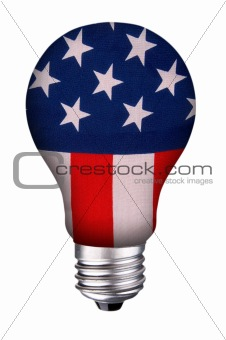 lightbulb flag