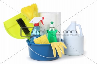 Cleaning Supplies for the Household