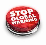 Stop Global Warming - Button