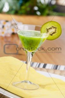 Kiwi Fruit Drink