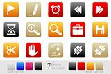 Toolbar and Interface icons box series