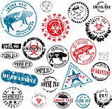 Ruber_stamps_SwineFlu_grunge01