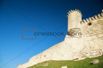 castle of cuellar city