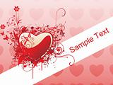 abstract creation design love background