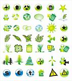 Environmetal Icon Set