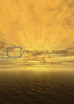 sunset_yellow