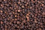 a lot of peppercorns useful as background