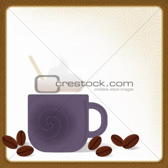 Cappuccino Frame