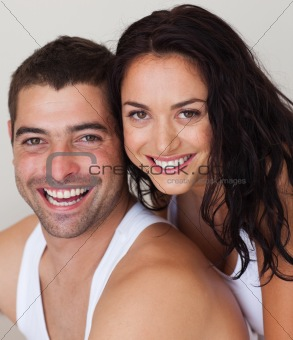 Couple Being happy with one another