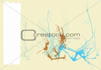 Abstract Expressionist Background #1