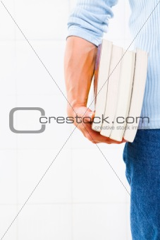Carrying book
