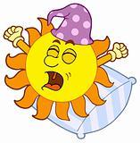 Waking up Sun