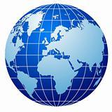 globe blue series