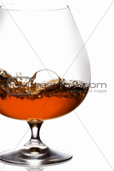 Brandy Splash