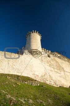 tower of cuellar castle