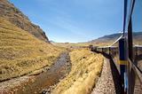 Hiram Bingham Orient Express, Cusco to Machu Picchu, PeruHiram