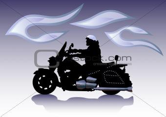 Chrom Bike