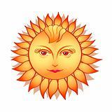 Russian sun