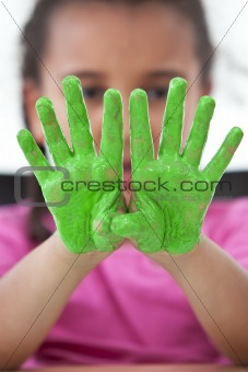Child With Green Fingers