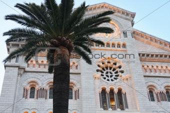 Catedral del Principado de Monaco