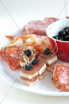 Anti pasti plate