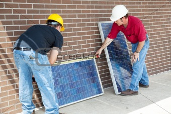 Measuring Photovoltaic Panels