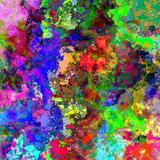 abstract painting style background