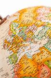 Globe - Europe